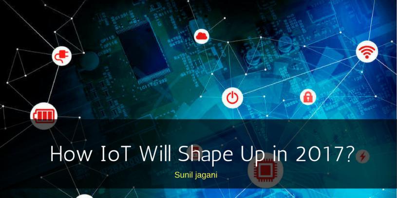 Internet of Things - Blog by Sunil Jagani
